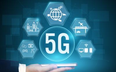 El 5G y diferencias con su predecesor el 4G